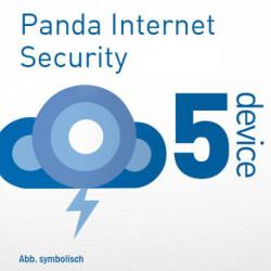 Panda Internet Security 2018 Multi Device PL ESD Odnowienie 5 Urządzeń
