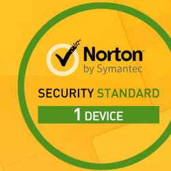 Norton Security Standard 1 PC / 1 Jahr