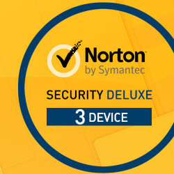 Norton Security Deluxe 3 Devices / 3 Years