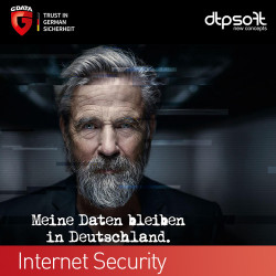 G Data Internet Security 2016 (1 User) (1 Jahr) (DE) (Win)