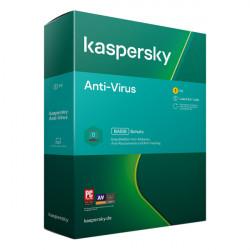 Kaspersky Anti-Virus 2021 3 PCs 2 Jahre