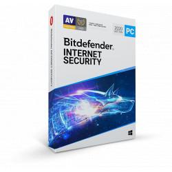 Bitdefender Internet Security 2020 3 Geräte 1 Jahr