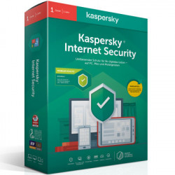 Kaspersky Internet Security 2021 5 Geräte 1 Jahr