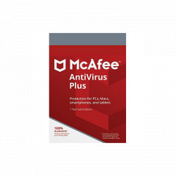 McAfee AntiVirus Plus ^ 10 Geräte ^ 1 Jahr