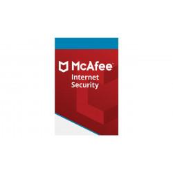 McAfee Internet Security ^ 1 Gerät ^ 1 Jahr
