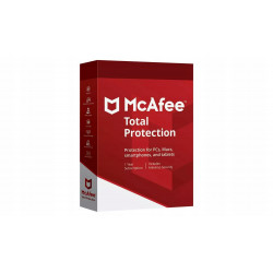 McAfee Total Protection ^ 3 Geräte ^ 1 Jahr