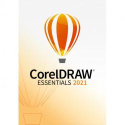 CorelDRAW Essentials 2021 - Mehrsprachig -  Download