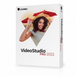 Corel VideoStudio Pro 2021 - Download Version - Mehrsprachig