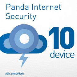 Panda Internet Security 2018 Multi Device PL ESD 10 Urządzeń