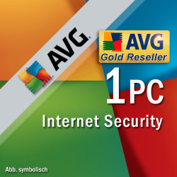 AVG Internet Security 1 PC 2018