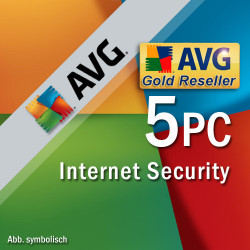 AVG Internet Security 5 PC 2018