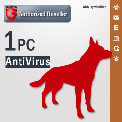 G Data Antivirus 2016 (1 User) (1 Jahr) (DE) (Win)