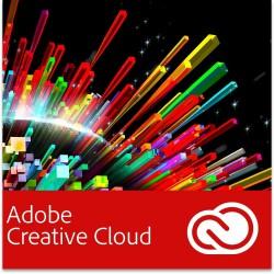 Adobe Creative Cloud MULTI PL Win/Mac - Subskrypcja (12 m-ce)