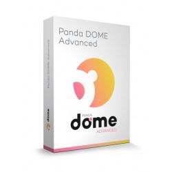 Panda Dome Advanced 10 Urządzeń / 1 Rok