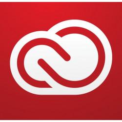 Adobe Creative Cloud dla zespołów - wszystkie aplikacje z Adobe Stock MULTILANGUAGE